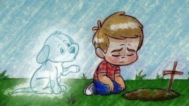 Sokkal fájdalmasabb egy háziállat elvesztése mint azt sokan gondolnák